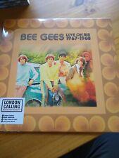 BEE GEES: LIVE ON AIR 1967-1968 (LP coloured vinyl New & Sealed ltd ed.