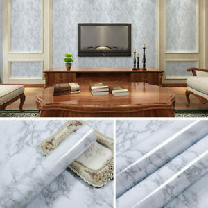 Granite Look Marble Effect Contact Paper Film Vinyl Self Adhesive Wallpaper