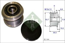 INA Over Running Alternator Clutch Pulley 535 0203 10 535020310 - 5 YR WARRANTY