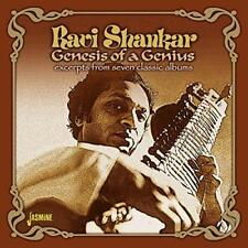 Ravi Shankar - Genesis Of A Genius - Excerpts From Seven Classic Album (NEW 2CD)