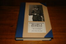 MEADE'S REPRISE-A NOVEL OF GETTYSBURG-WAR&INTRIGUE BY J.DUKE MERRIAM-SIGNED COPY