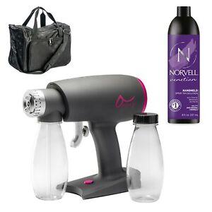 Norvell Oasis Portable Sunless Spray Tanning Machine Kit Venetian Tan Solution
