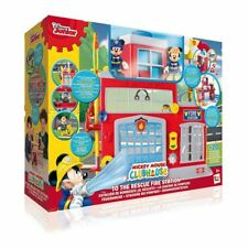 Mickey Mouse Club House To The Rescue Fire Station