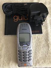Nokia 6310i Orange (Good used condition,world Best phone,reliable)