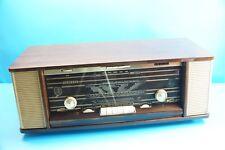 Ancien Philips Stéréo tubes radio Reverbeo de 1961/63 (j62)