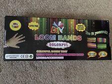 Colourful Rubber Bands Bracelet Making Kit Set DIY Craft