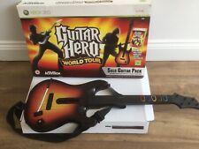 Guitar Hero Xbox 360 Wireless World Tour Controller