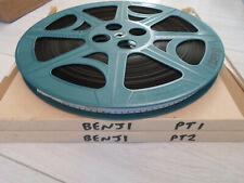 16mm full feature BENJI. Peter Breck, Deborah Walley (1974).