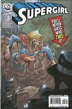 Supergirl '08 28 NM P3