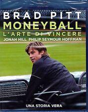 Blu-Ray Moneyball ♦ L'Art de Win avec Brad Pitt Nouveau 2011