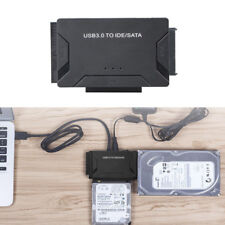 """USB 3.0 to IDE & SATA HDD Converter External Hard Drive Adapter 2.5""""/3.5"""" Cable"""