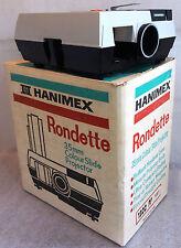 Hanimex Slide Projectors
