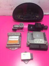 Mercedes Vito 2006 ECU Engine Control Unit Set Kit A6461503278