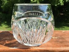 Heisey Glass Pineapple & Fan Cracker Jar Base