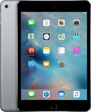 Apple iPad mini 4 Wi-Fi + Cellular 128 GB Spacegrau MK8D2FD/A