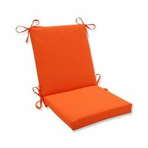 Pillow Perfect Outdoor/Indoor Sundeck Square Corner Chair Cushion 1 Count Pac...
