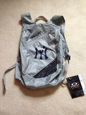 New York Yankees Backpack Oakley Factory Lite Bag SGA 2013 Season Tix Exclusive