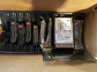 "HP Compatible Gen8 652583-B21 653957-001 600GB 10k Rpm SAS 6GB/s 2.5"" HDD"