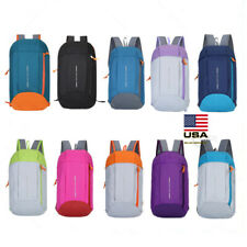Sports Backpack Outdoor Hiking Travel Rucksack School bags Satchel Bag Handbag