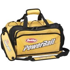 New Berkley Powerbait Large Tackle Bag with 3 Tackle Trays Atblfw