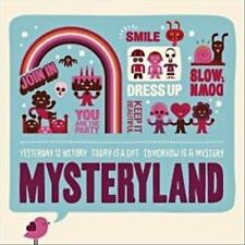 VARIOUS ARTISTS - MYSTERYLAND 2011 USED - VERY GOOD CD