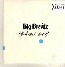 (CP118) Big Brovaz, Baby Boy - 2003 DJ CD