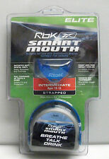 New Reebok Smart Mouth Elite guard intermediate ages 10-15 strapped hockey