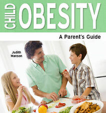 CHILD OBESITY LARGE PRINT (Need2Know) - New Book Manson, Judith