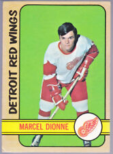 1972-73 Topps #18 Marcel Dionne Red Wings