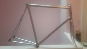 Vitus 979 Duralinox Peugeot PX10 road frame and forks 1983 Classic Eroica