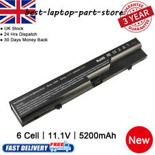 Battery for HP 420 421 425 4320t 620 625 Laptop 593572-001 ProBook 4320s 4520s