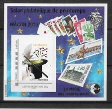 Bloc CNEP N° 63 Neuf ** Luxe - La magie 2013