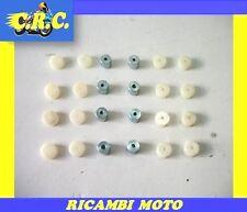 KIT RULLI PIAGGIO SI - CIAO - BRAVO - BOXER 50 CON VARIATORE ORIGINALE 8 RULLI