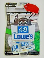 Jimmie Johnson #48 Lowe's Chevrolet Car (Nascar) Hood (Authentics)(2017)