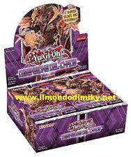 YuGiOh Box Dimensione del Chaos 1a edizione  24 buste italiano prevendita