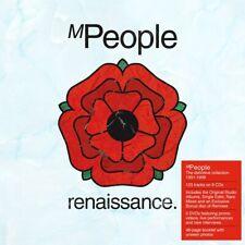 Renaissance - M People (Box Set with DVD) [CD]