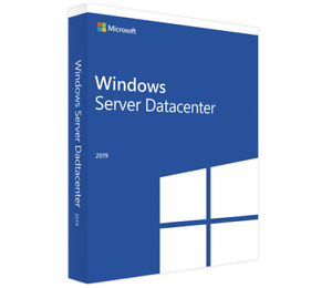 Server 2019 Datacenter Product Key License MS Unlimited CPU Cores Genuine