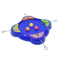 Fun 4 Players Spinning Tops Toy Adult Kid Gyro Speedy Battling Tops Game Toy