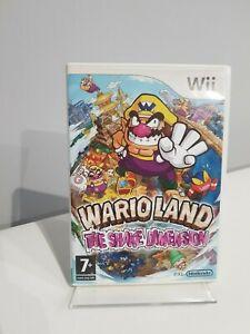 Wario Land The Shake Dimension Nintendo Wii Fast Free Post Birthday Christmas