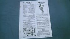 1957 Evinrude Lark Electric Data Bulletin BU_25532_57 - 22 pages