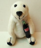 Polar Bear Coke Plush 1993 Vintage