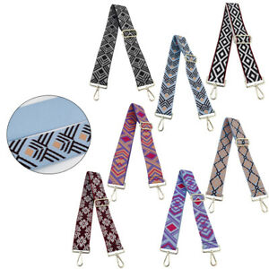 Webbing Bag Handle Strap Replacement Adjustable DIY Shoulder Handbag Accessories
