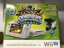 BOX ONLY (with Skylanders ) Wii U Swap Force Nintendo Special Edition NO CONSOLE