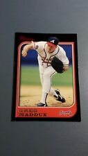 GREG MADDUX 1997 BOWMAN BASEBALL CARD # 256 A9408