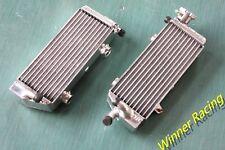 Aluminum Radiators For KTM 125/200/250/300 SX/XC//MXC 2008-2016 2014 2015