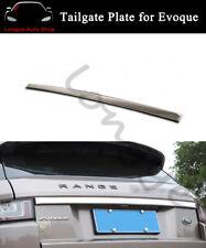 Rear Bumper Tailgate Trunk Lid Mouldings Trim fits for Evoque 2011-2019