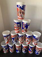 USA Dream Team 2 Mcdonald's Cups. Complete set of 14 NEW! Unused! Vintage! RARE!