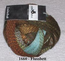 10,90€ / 100 gr MAGIC BALL CRAZY Sock yarn by Schoppel Colour choice