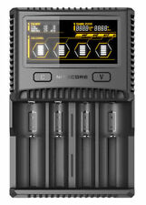 NITECORE SC4 12V Battery Charger