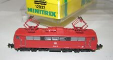 Minitrix Trix Spur N 12932, analoge E-Lok BR 111 068-3 DB ,lesen, OVP, XR0751X